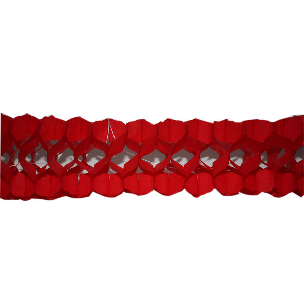 Feest slinger rood