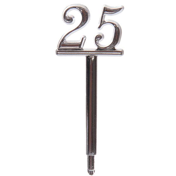 25 embleem