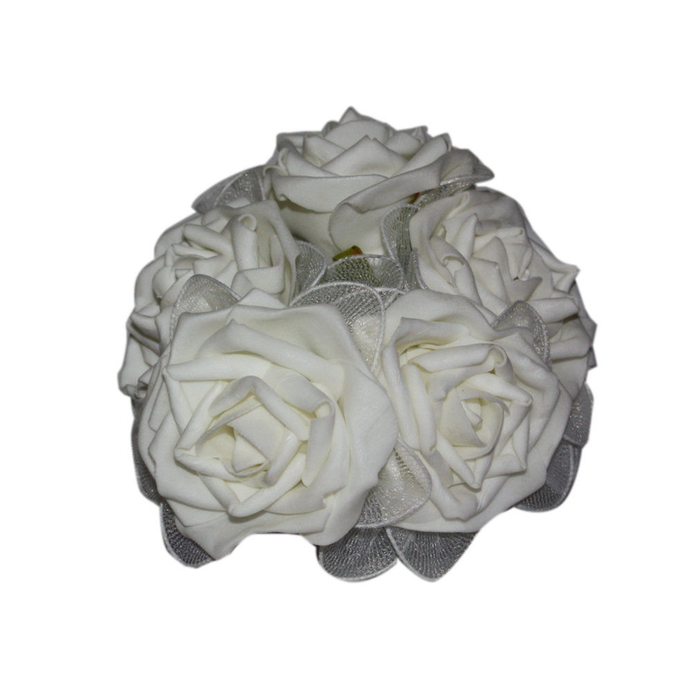 Kunstbloemen Witte bloemen