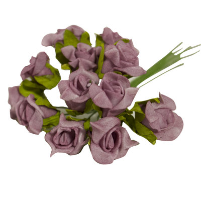Decoratie Roze roosjes