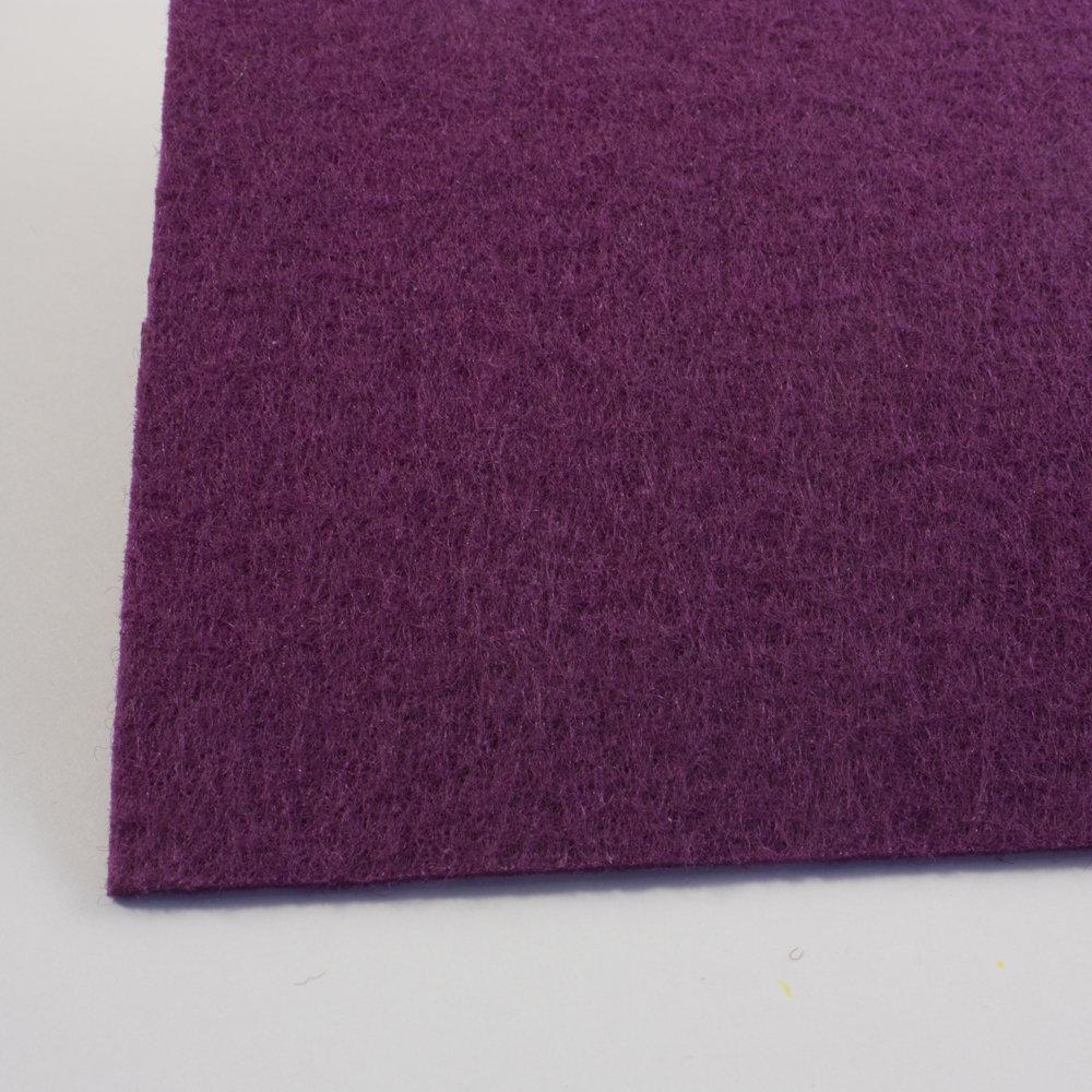 Paars violet loper