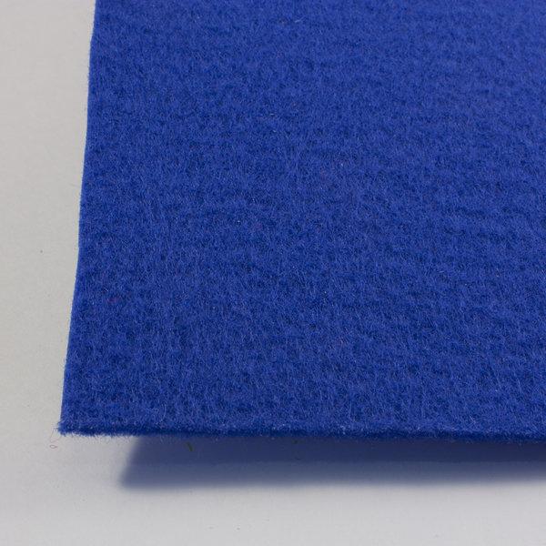 blauw helder loper tapijt