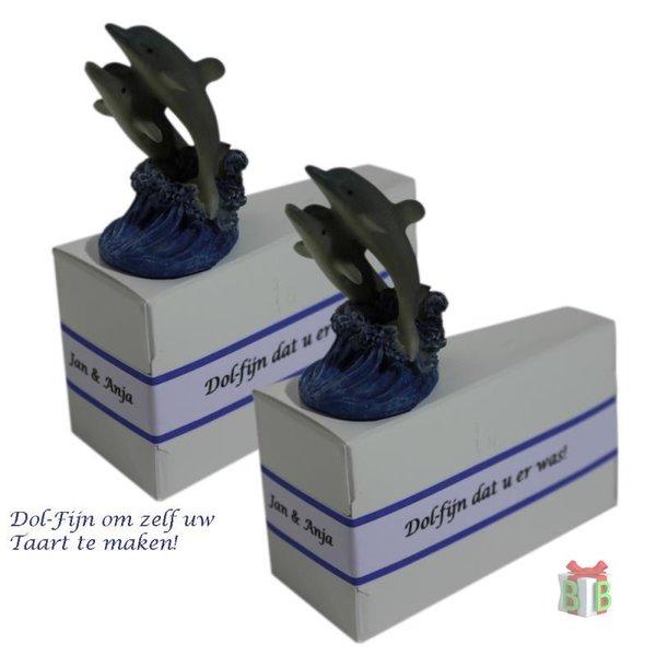 Dolfijn bedankje
