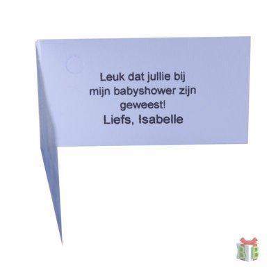 Geboortekaartjes  bedrukken