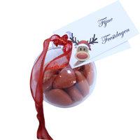 Kerstbal bedankjes  kleine afbeelding