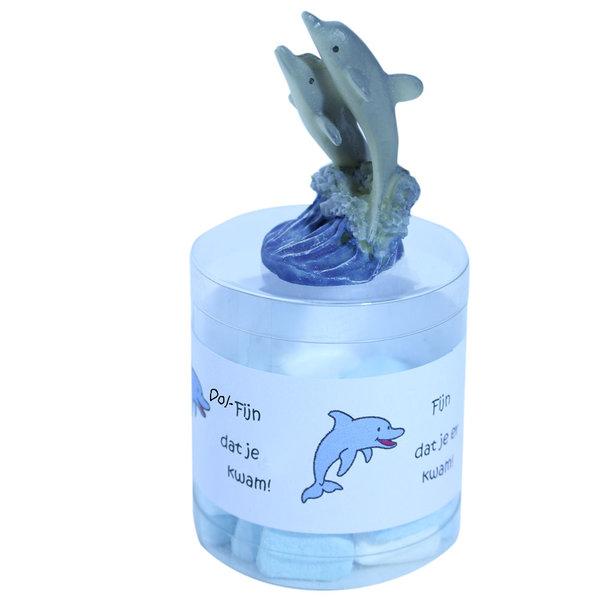 Dolfijn trakteren 1
