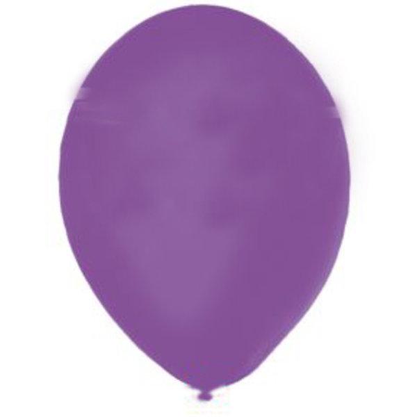 Metallic paarse ballonnen