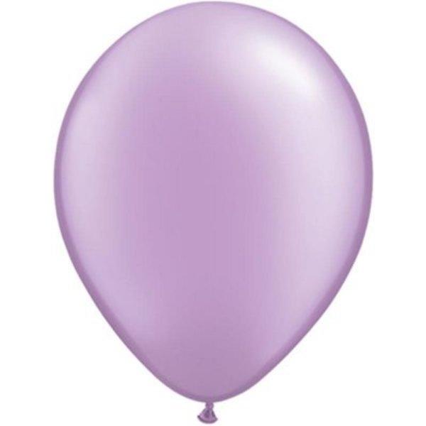 Ballon lila