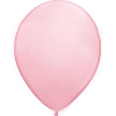 Roze ballonen