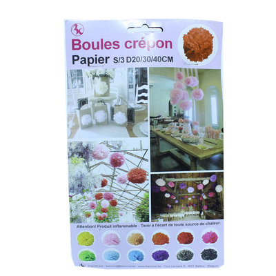 Boules Crepon rood