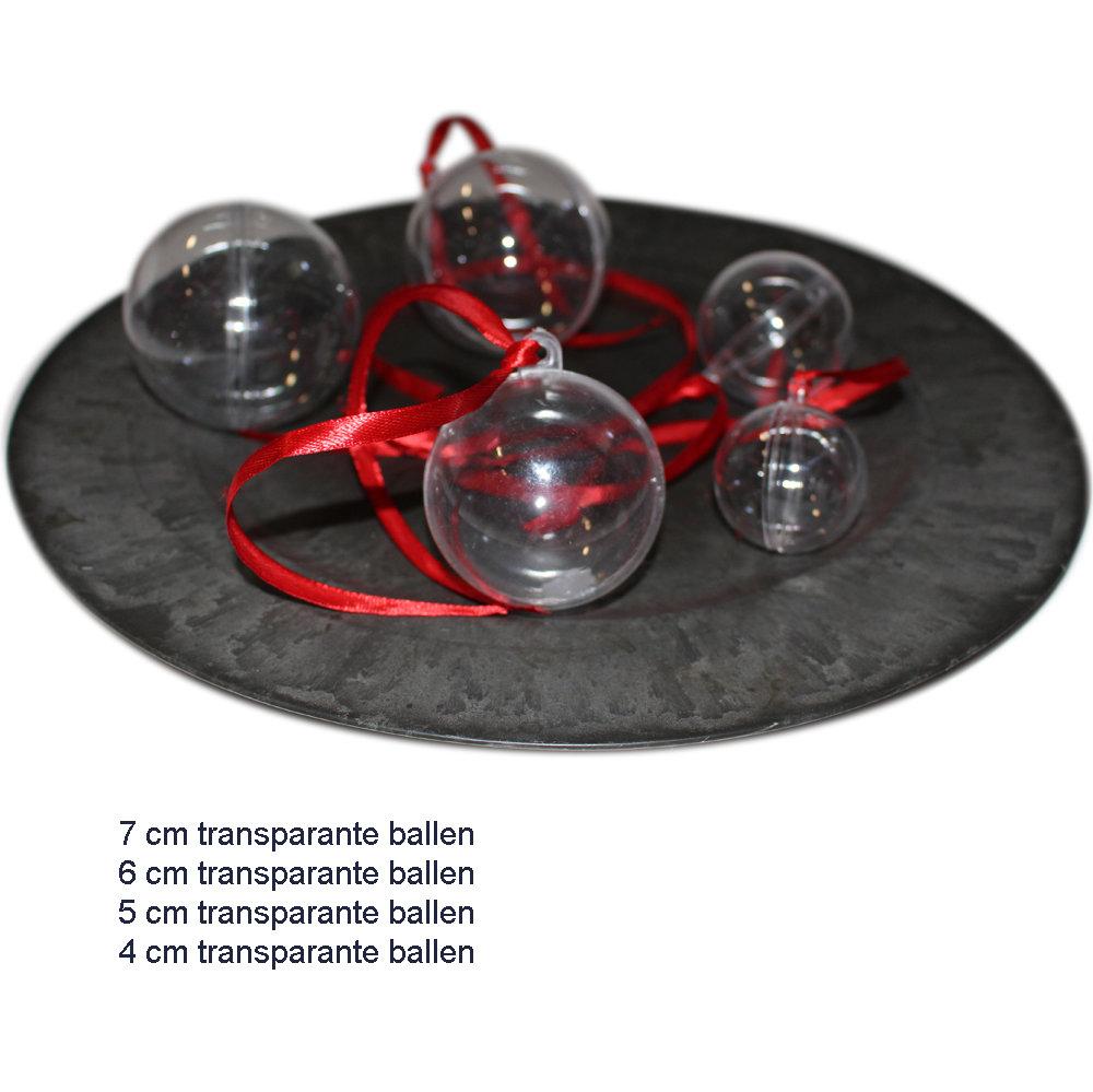 Ballen transparant