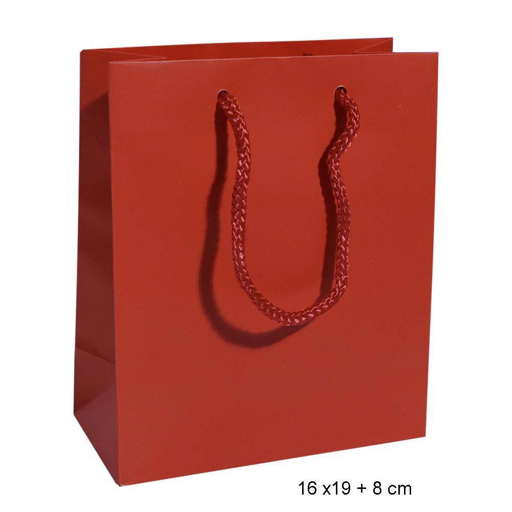 Grote goodiebag rood