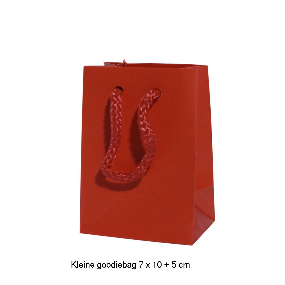 Kleine goodiebags