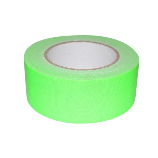 Duct tape groen fluor