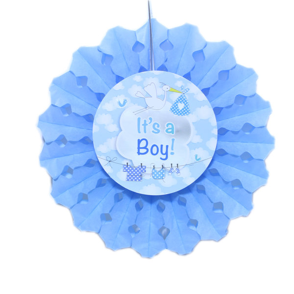 Honey comb bal It's a Boy