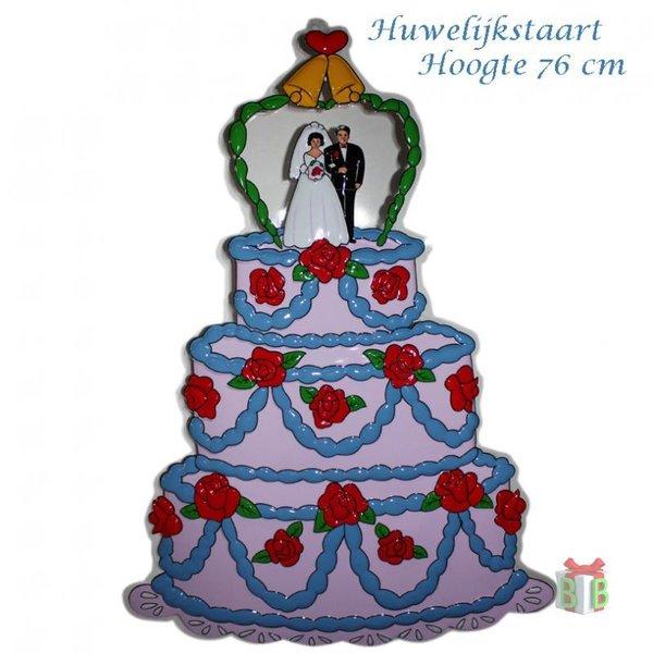 Bruiloft Huldebord