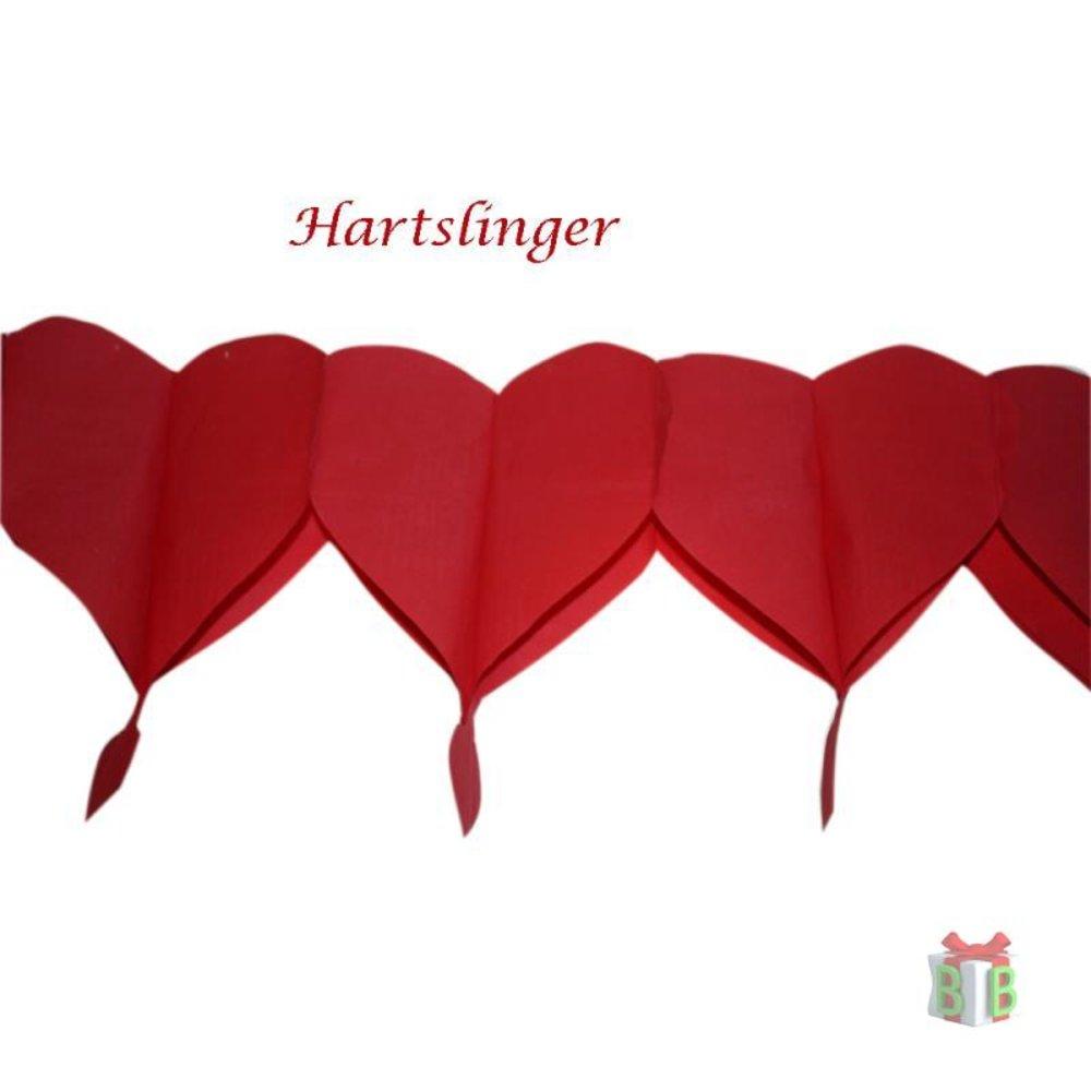 Huwelijks Hartslinger met mini hartje