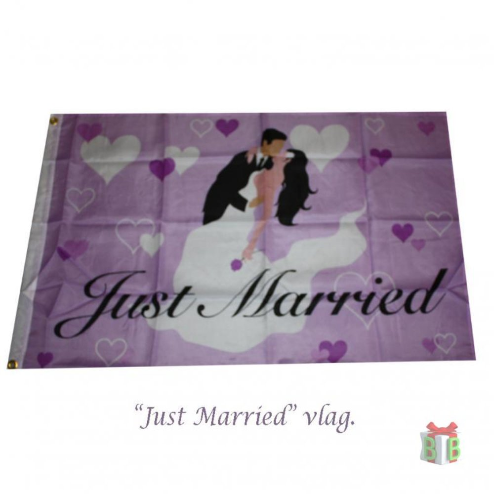 Just Married Gevelvlag