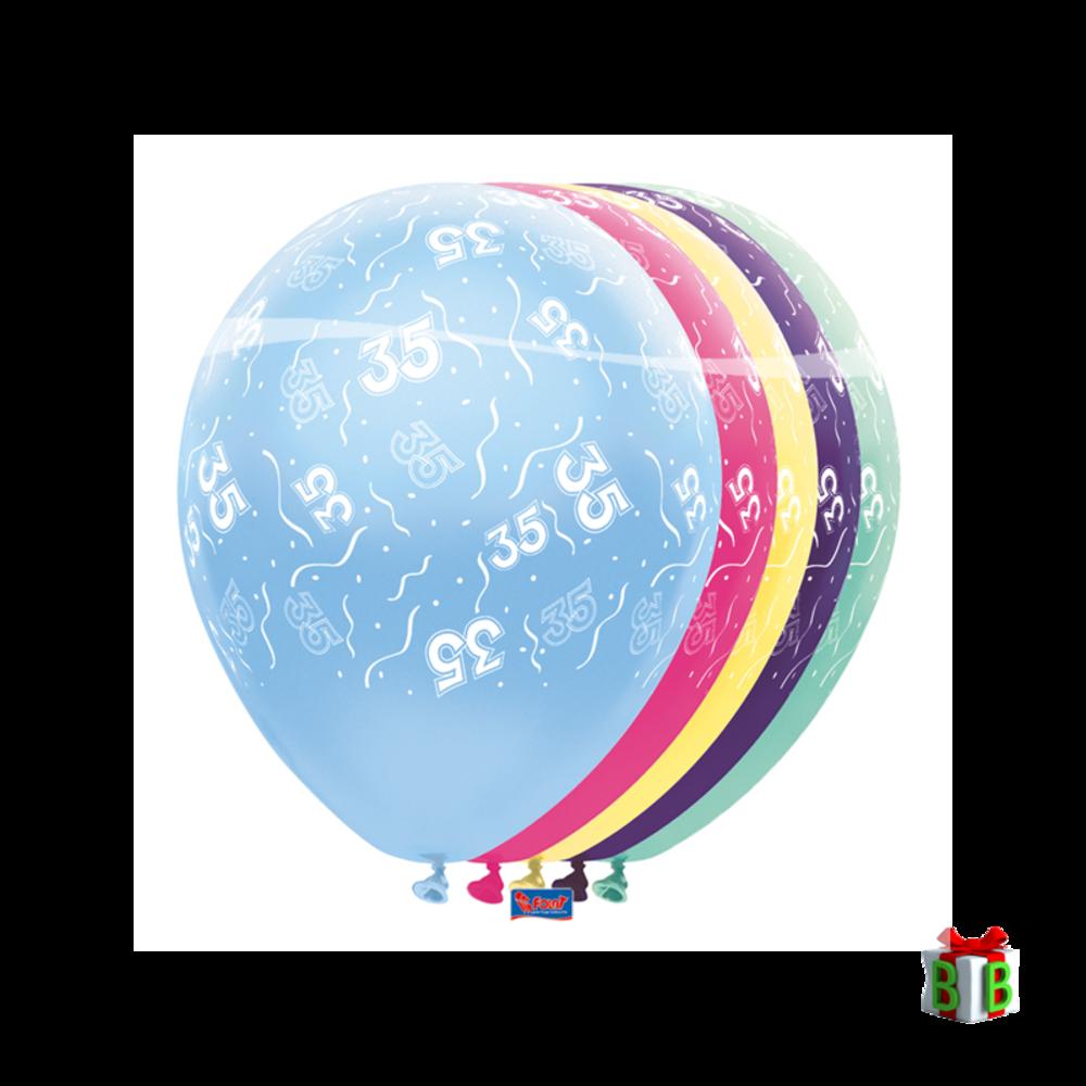 ballon 35 jaar
