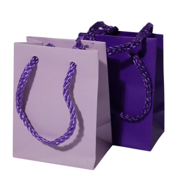 Goodiebag paars en lila