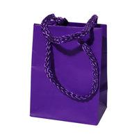 Goodiebags paars lila kleine afbeelding