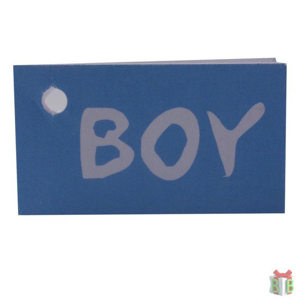 minikaartje boy