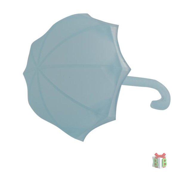 parasoltje blauw