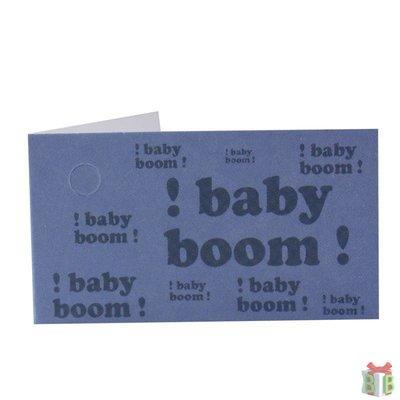 kaartje babyboom bl