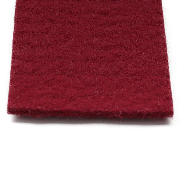 Rode loper bordeaux bovenkant