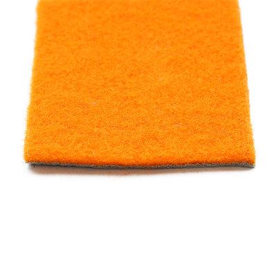 Oranje luxe loper voorkant