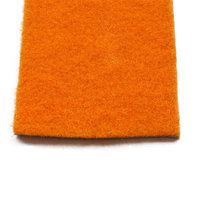 Oranje luxe loper bovenkant kleine afbeelding