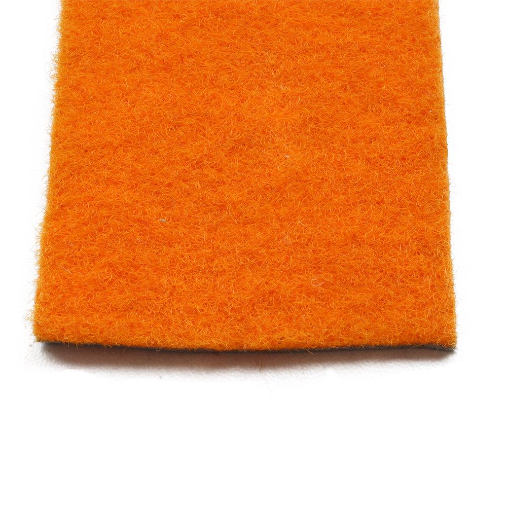 Oranje luxe loper bovenkant