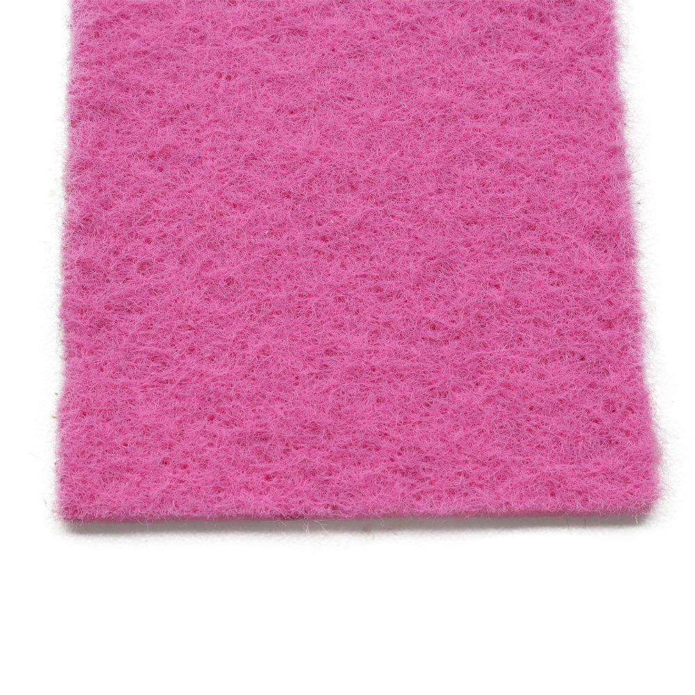 Roze loper naaldvilt
