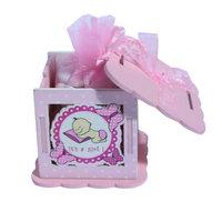 Roze babydoosje kleine afbeelding