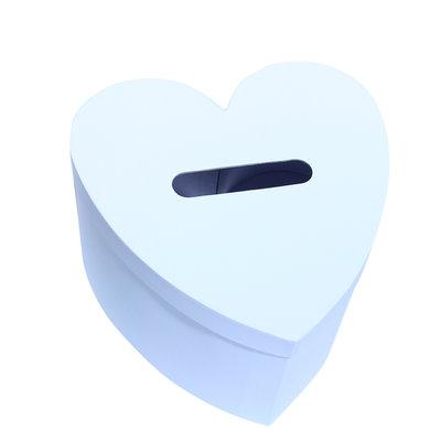 Enveloppendoos wit hart