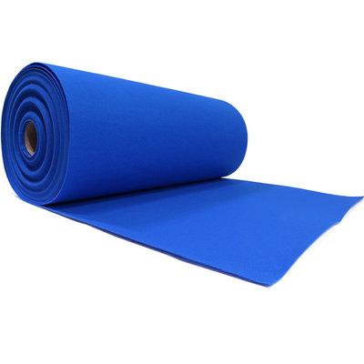 Elektrisch blauwe loper bestellen
