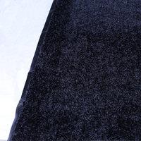 Droogloopmat zwart gemeleerd  kleine afbeelding
