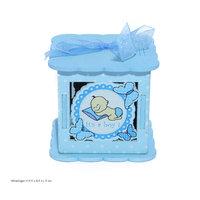 Baby doosje blauw  kleine afbeelding
