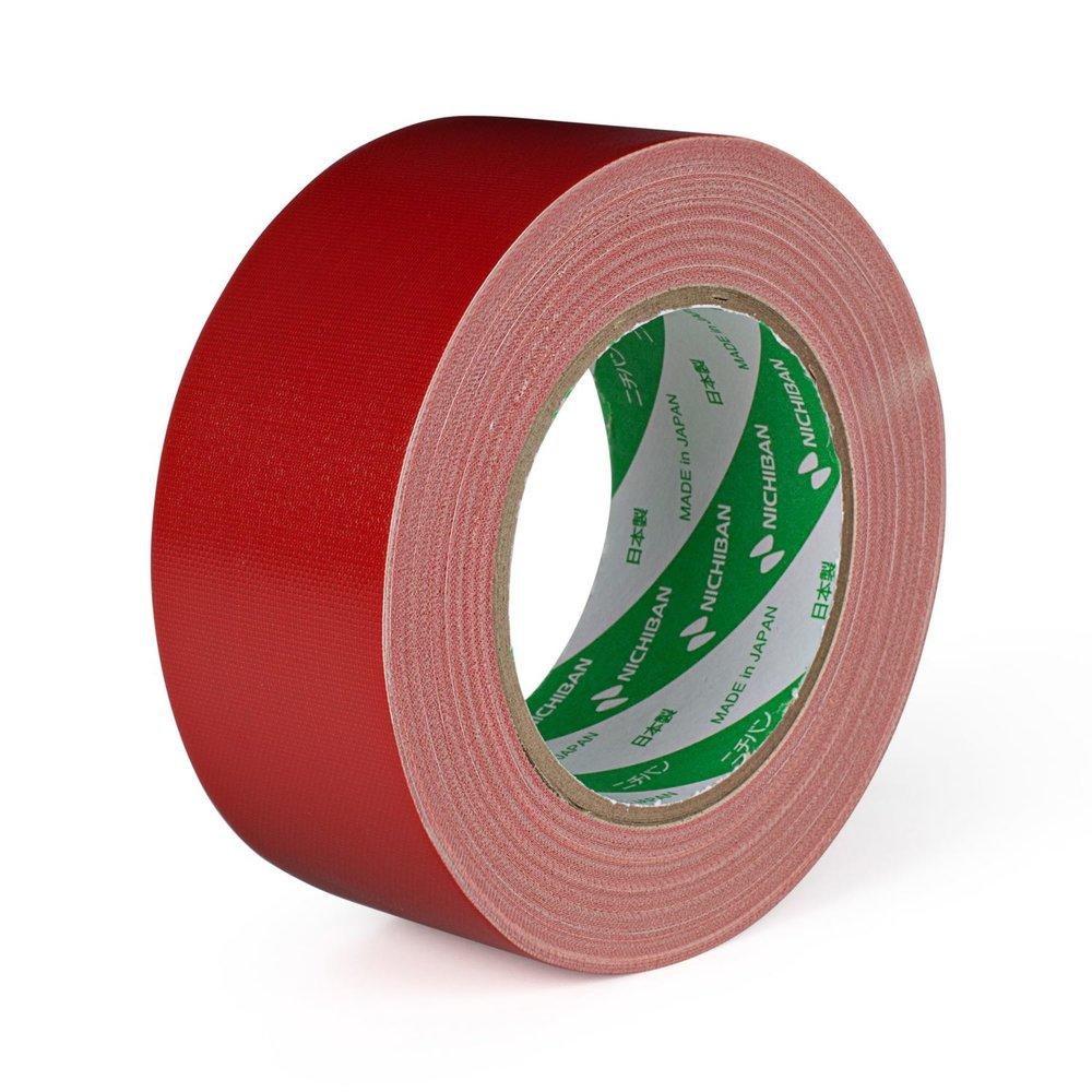 Nichiban rood gaffa tape