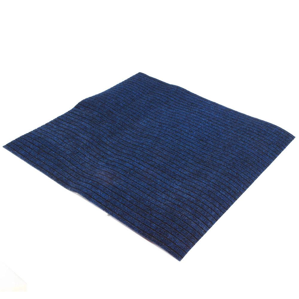 Schoonloop blauw 100x100