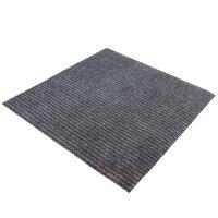 Schoonloopmat grijs 100x100 kleine afbeelding