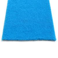 Elektrisch blauw luxe bovenkant kleine afbeelding