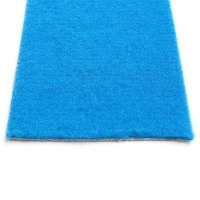 Elektrisch blauw luxe bovenkant