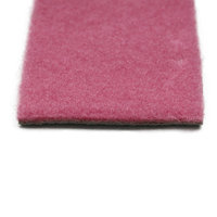Roze luxe loper bovenkant kleine afbeelding