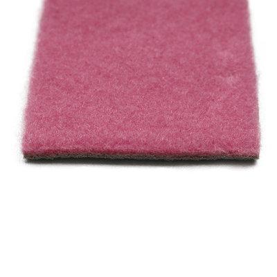 Roze luxe loper bovenkant