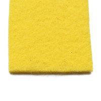 Gele loper naaldvilt kleine afbeelding