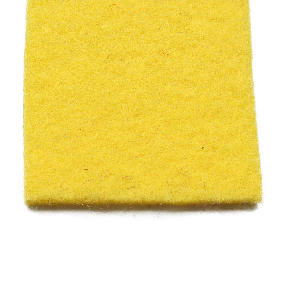 Gele loper naaldvilt