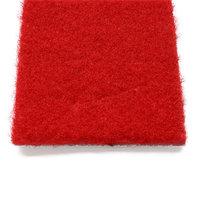 Rood luxe loper bovenkant kleine afbeelding