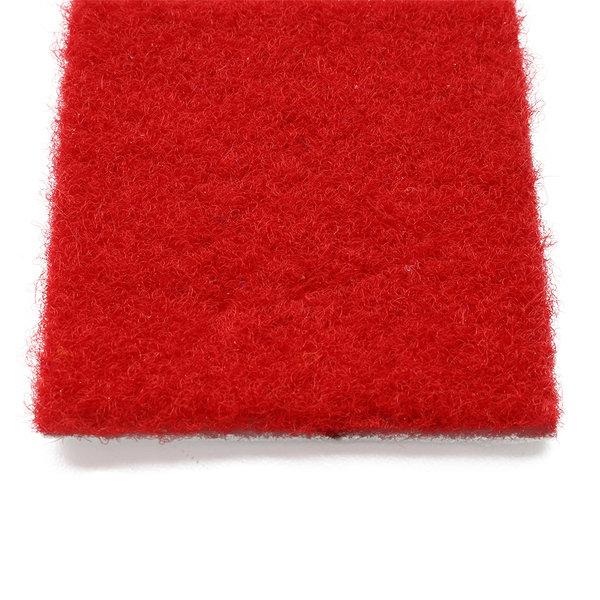 Rood luxe loper bovenkant