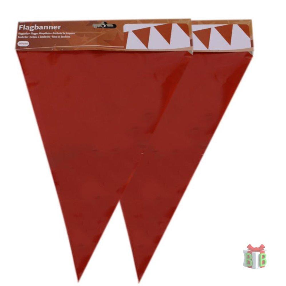 Rode vlaggenlijn